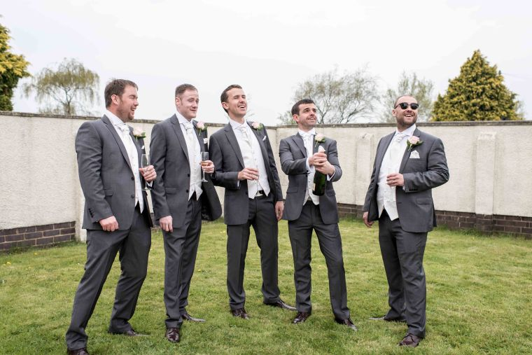 Rhian & Craig Wedding-146