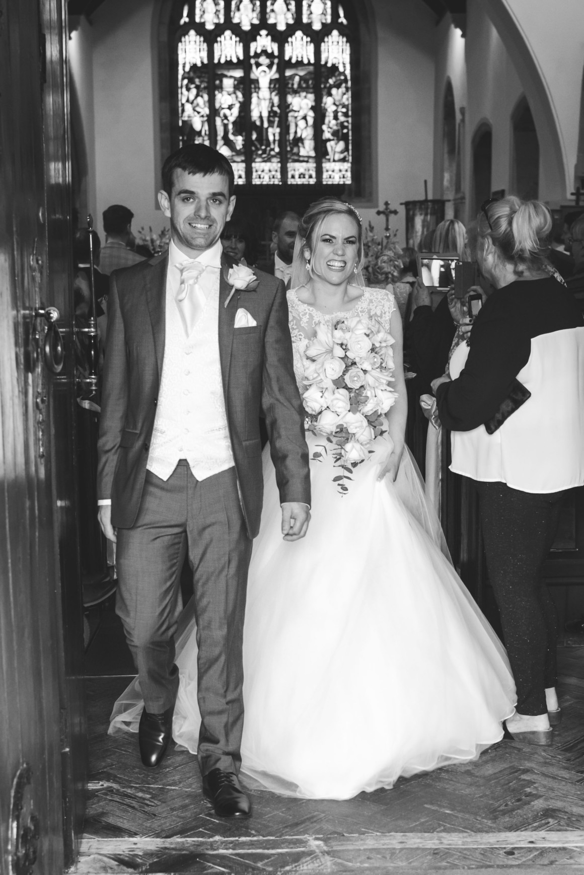 Rhian & Craig Wedding-257