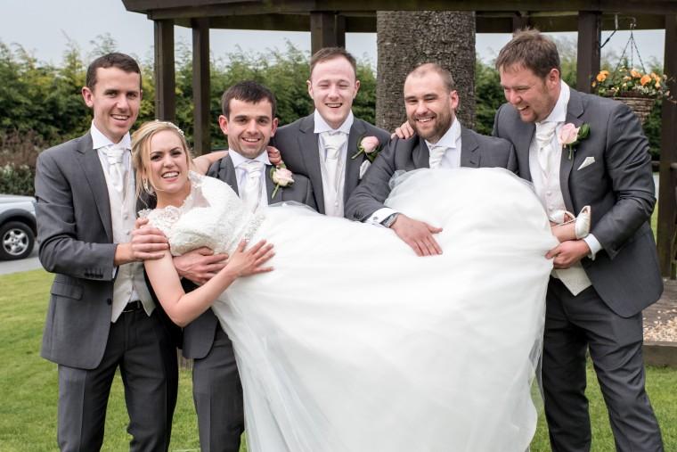 Rhian & Craig Wedding-488